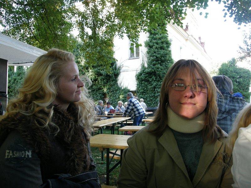Wendy s Janou Wernerovou